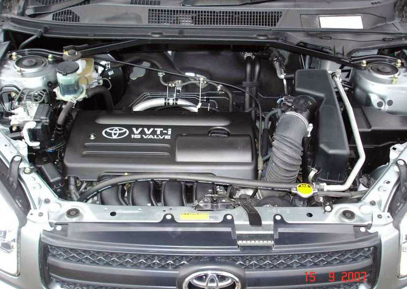 toyota rav4 двигатели